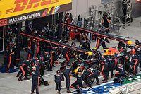 Red Bull y la perfección: ¡dos paradas por debajo de 1,90 en Rusia!