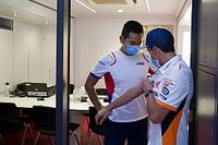 Marc Marquez faces six-month layoff after third surgery