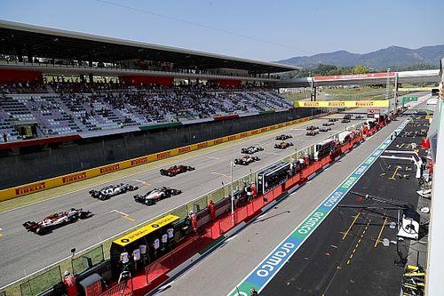 F1-kalender 2021: Plan B met Mugello en Nürburgring?