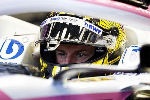 "Carpenter: Hulkenberg ""has an interest"" in testing an IndyCar"