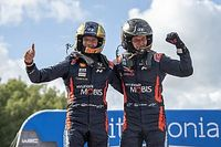 """Tanak knew he """"had to win"""" home WRC round"""