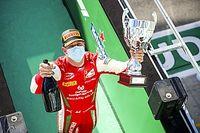 Mick Schumacher sull'Alfa Romeo nella FP1 al GP dell'Eifel