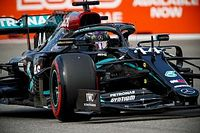 Mercedes explica por qué le puso blandos a Hamilton en la Q2