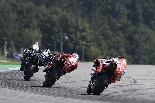 Fotogallery MotoGP: l'incredibile GP della Repubblica Ceca