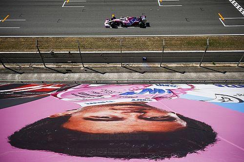 GALERÍA: las imágenes del viernes del GP de España F1