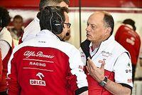 """Az Alfa Romeo és a nehéz szezonkezdet: """"azt mondtam a srácoknak, felejtsük el a motort"""""""