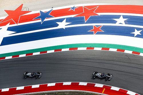 Uitslag: Tweede vrije training F1 Grand Prix van Verenigde Staten