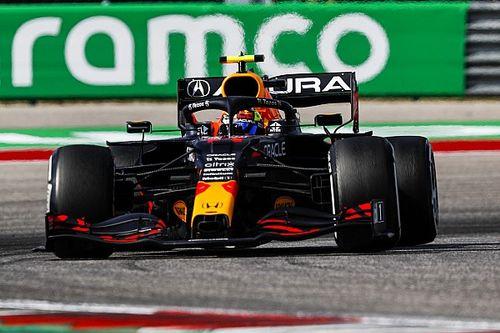 """Red Bull: túl """"brutális"""" lett volna Perez dobogóját feláldozni a leggyorsabb körért"""