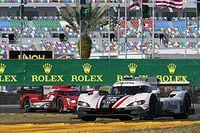 Mazda arka kanat sorunu sebebiyle Rolex 24 Saat'i kaybetmiş