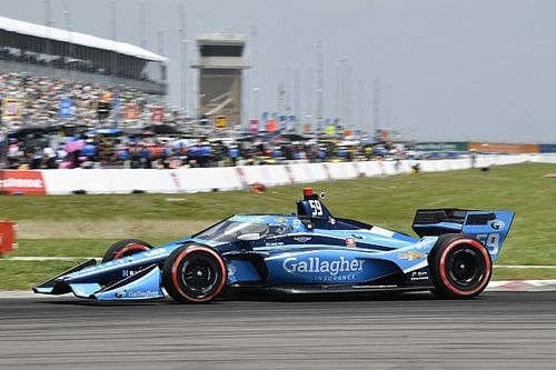 Chilton, Carlin to miss GP of Indianapolis