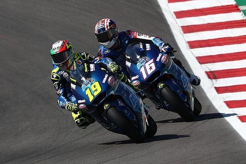 Moto2: Italtrans rinnova Roberts e Dalla Porta, ma da Austin c'è Nagashima