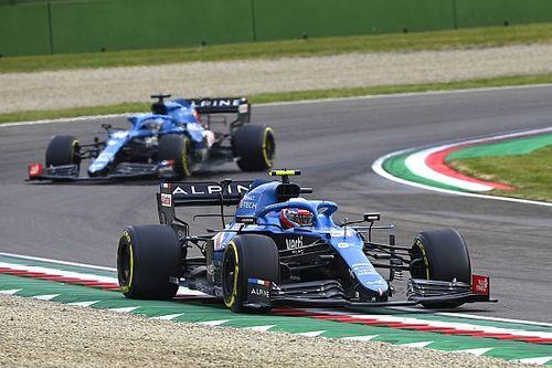Alpine confía en que sus mejoras en Imola brillen en otros circuitos