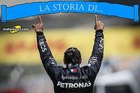 La storia di... Lewis Hamilton