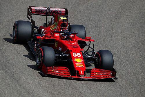"""Sainz disfruta con la mejora de Ferrari: """"Será emocionante"""""""