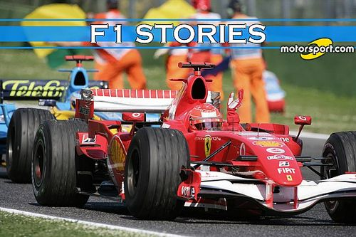 "F1 Stories: Imola 2006, la ""vendetta"" di Schumacher"