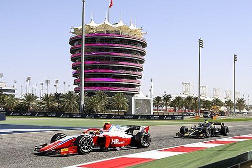 F2: Piastri supera Zhou e vence corrida 2 no Bahrein; Drugovich cai para 14º após punição