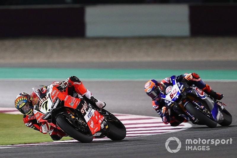 Annullata Gara 2 della Superbike in Qatar, niente record per Rea!