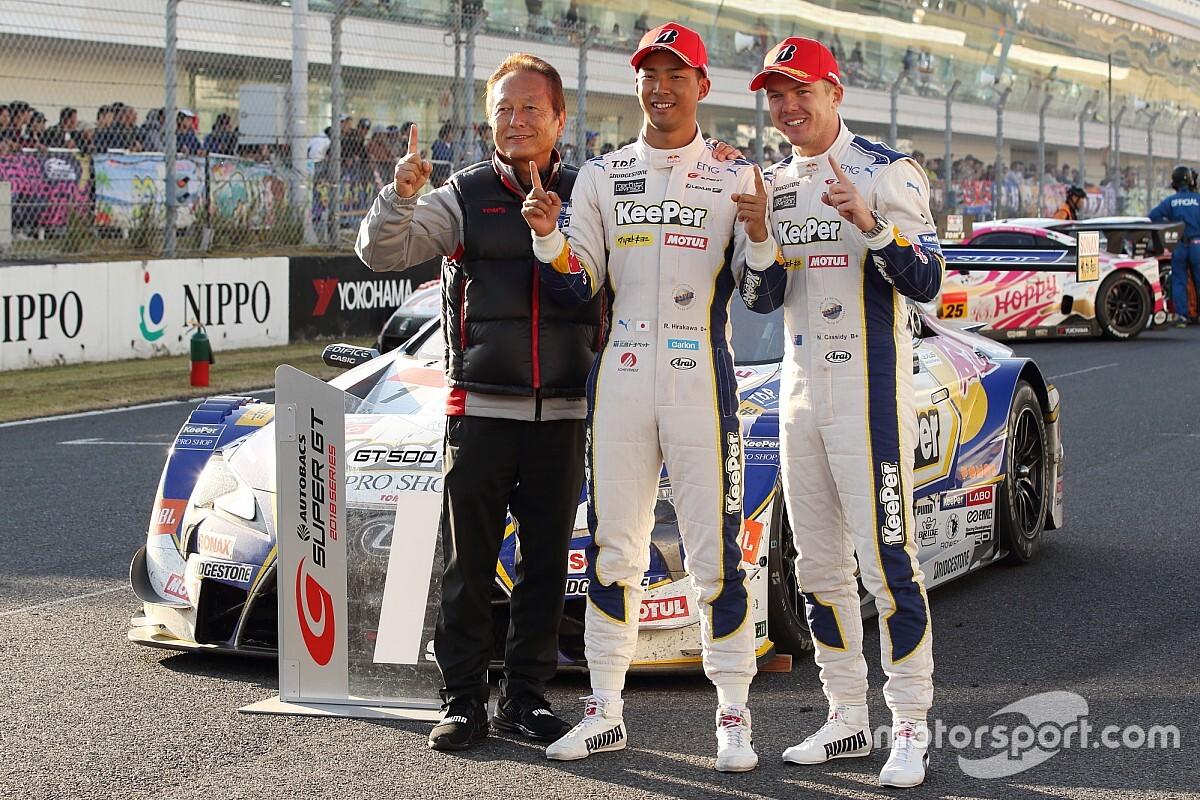 Super GT Autopolis: Team order antar KeePer TOM'S menang