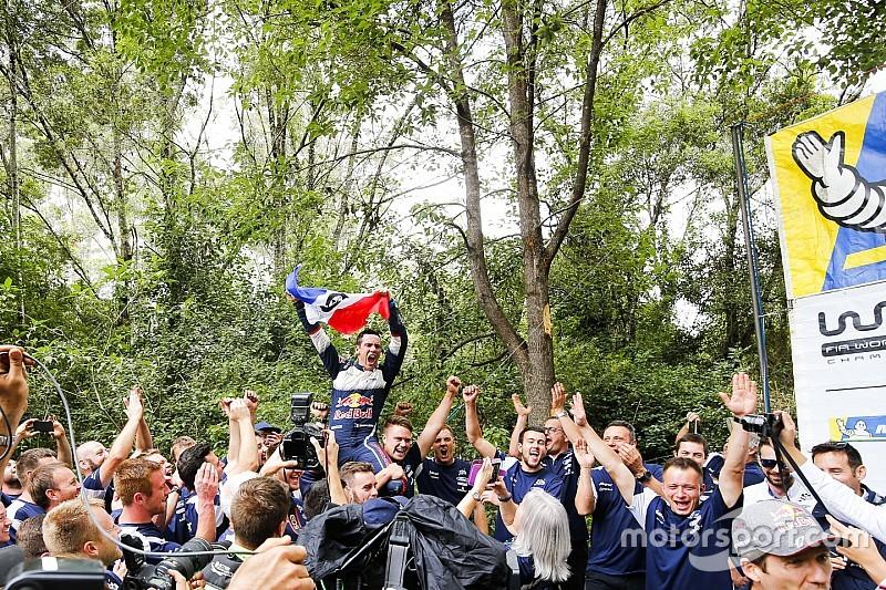 Las seis coronas de Ogier que le acercan a Loeb en el WRC