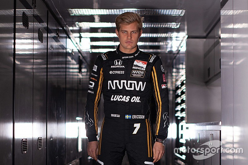 Ericsson: Winning IndyCar race in 2019 is