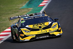Lamborghini World Final: Lauck/Scholze win second Am/Cup race