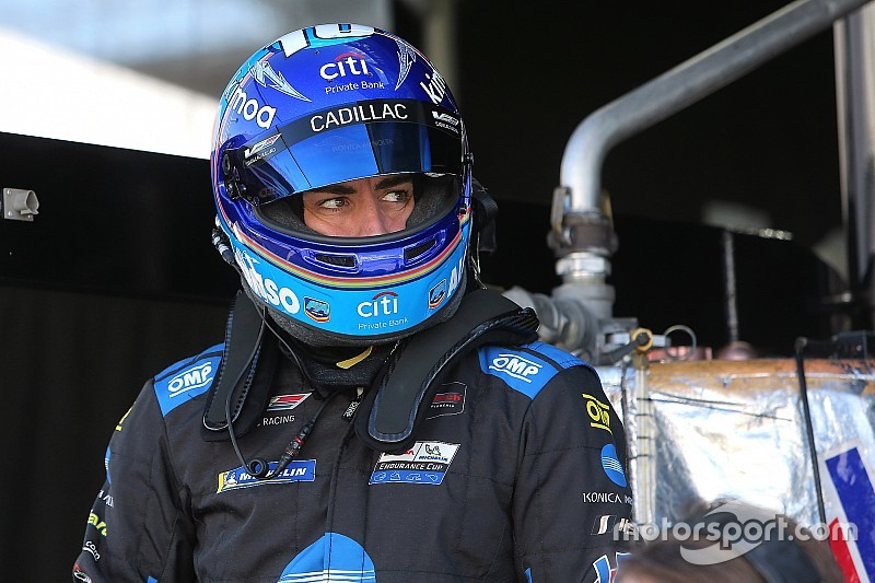 Alonso : À Daytona, une ambiance qui serait
