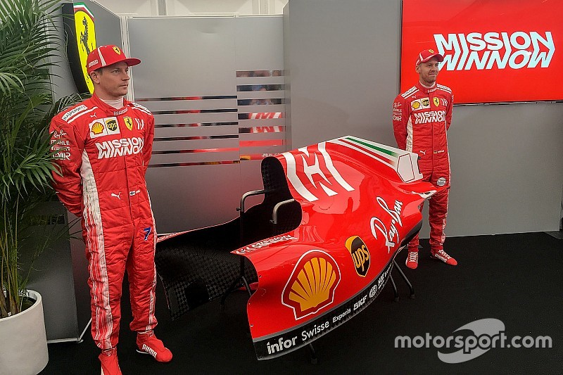 Ferrari resmi perlihatkan livery anyar di Suzuka