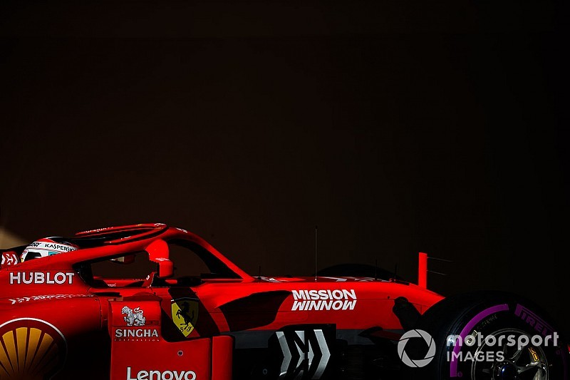Ferrari покаже пряму трансляцію презентації своєї нової машини Ф1