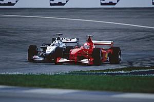 Coulthard reveló por qué rechazó ser piloto de Ferrari