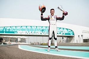 Hubert décroche un volant F2 et le soutien renforcé de Renault
