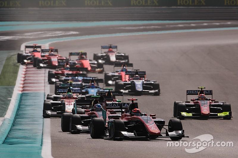 Coureurs mogen DRS ongelimiteerd gebruiken in nieuwe Formule 3