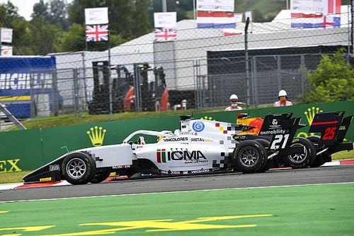 F3 Hungary: Colombo wins after Edgar mechanical failure