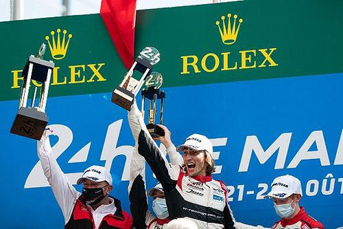 El heredero de los Habsburgo que ganó las 24h de Le Mans 2021