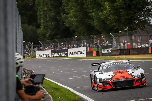 Brands Hatch GTWCE: Vanthoor, Weerts retain Sprint title