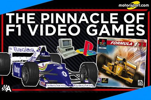 F1 '96 e GP2: dove sono nati i videogames di Formula 1