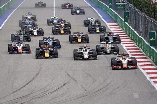 Formula 2 announces monster 2022 calendar of 28 races