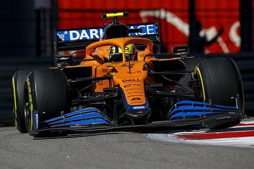 Lando Norris z pierwszym pole position w karierze