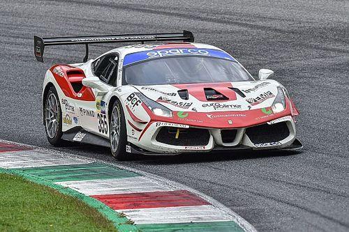 """GT Italiano, Linossi Regina in GT Cup Sprint: """"Sono orgogliosa"""""""
