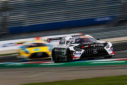 Assen DTM: Auer holds off Lawson for first win of 2021