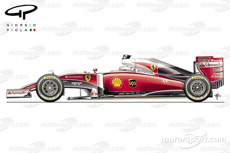 Analysis: How retro will Ferrari go with its 2016 F1 livery?
