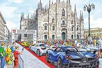 Milano-Monza, lo show dell'auto si trasferisce in città e sarà open air