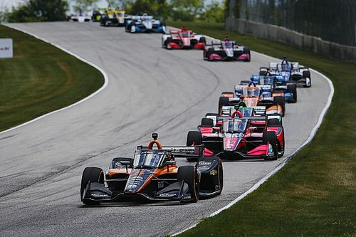 2020 Road America GP IndyCar Race 2 results