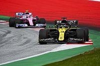 Renault подала протест на машины Racing Point