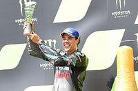 """Un Franco Morbidelli """"plus sérieux"""" obtient son premier podium"""