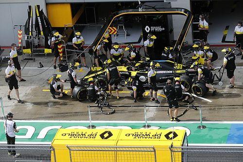 A Renault nagyon részletesen magyarázta el a terveket és a helyzetet Alonsónak