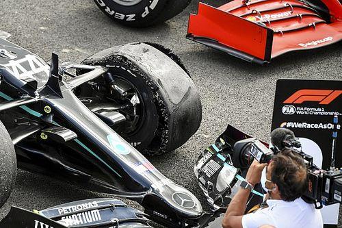 ¿Por qué Mercedes no llamó a Hamilton para una parada final en pits?