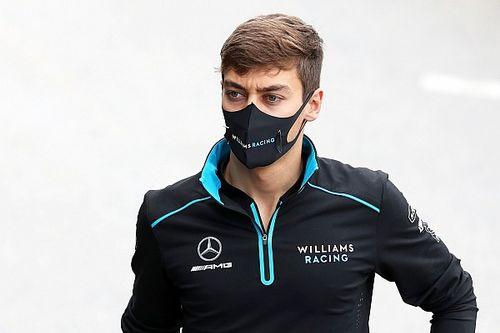 """Russell: """"Mercedes benim için boşuna zaman ve enerji harcamadı"""""""