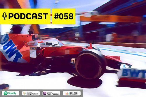 Podcast #058 - Guerra de bastidores da F1 e entrevista exclusiva com Igor Fraga