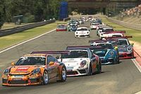 Eduardo Borgert e Luis Felipe Tavares vencem em Spa pela quarta etapa do Porsche Esports Carrera Cup