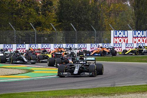 F1全年23场比赛过多,过于野心勃勃?